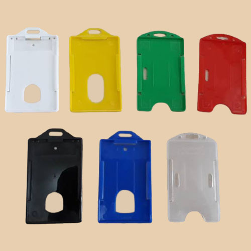 Card Holder Plastik Warna Surabaya murah